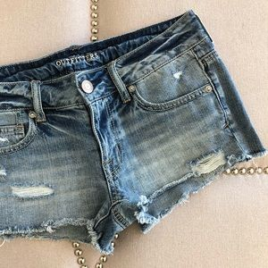 American Eagle Outfitters Cutoffs
